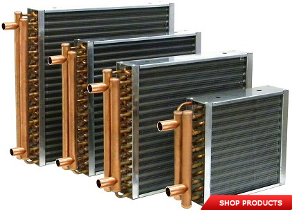 design of a finned radiator assembly The radiator uses a square wave® fin design, which provides approximately 35% less weight than a standard copper-brass radiator design at the same time, the modine open fin channel design promotes higher performance and significantly less clogging.